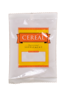 Cereal Pouch