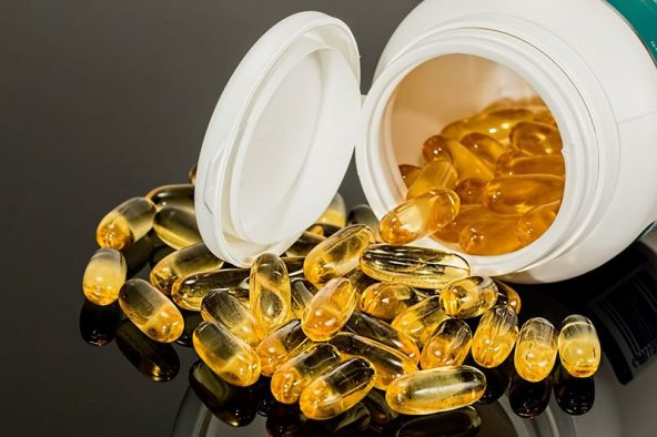 Essential Fatty Acids Perform A Number Of Functions In The Diet